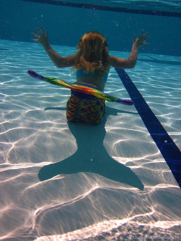 Mermaid Sighting At Westside Pool Westside Athletic Club
