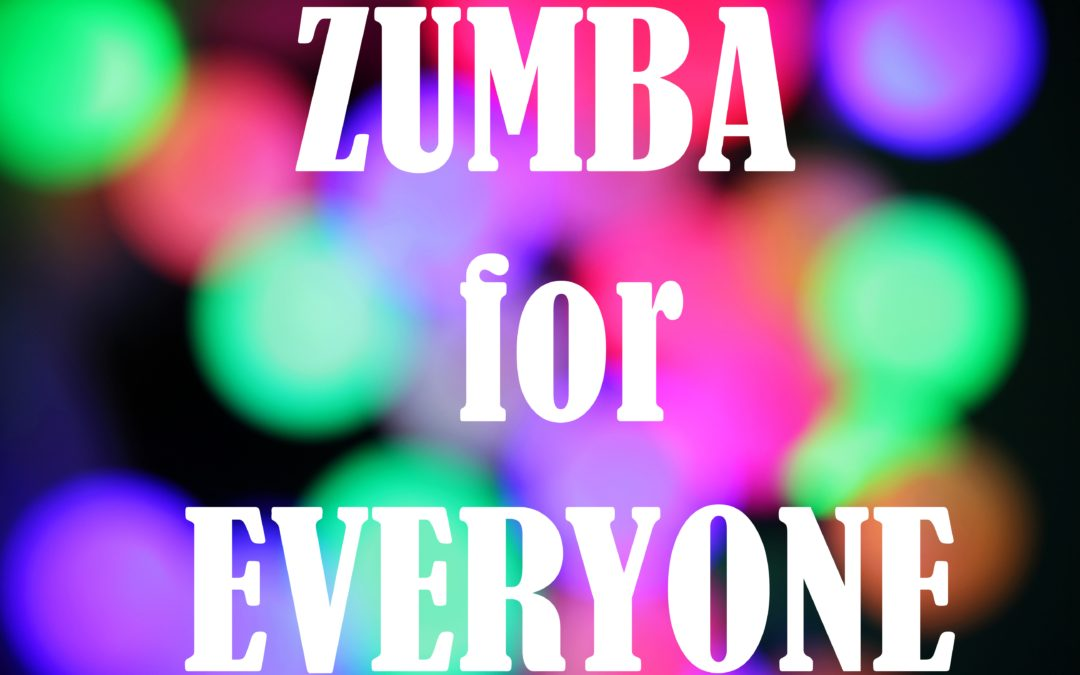 New ZUMBA Class with Lisa