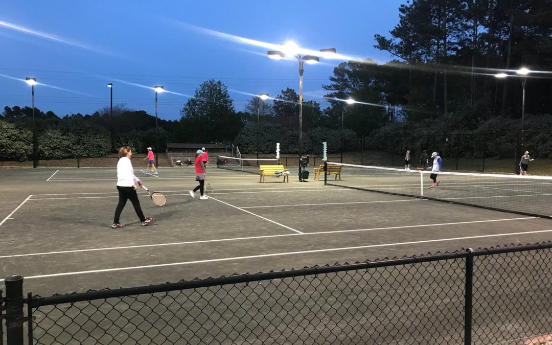Fall Tennis Programming