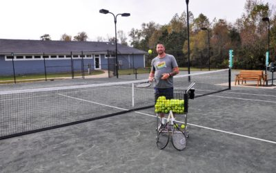 WestSide Athletic Club Welcomes New Director of Tennis