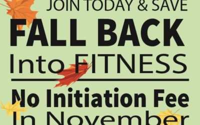 Fall Back Into Fitness!